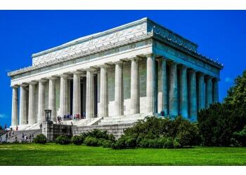 Washington landmark Lincoln Memorial