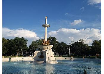 Jersey City public park Lincoln Park
