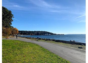 Seattle public park Lincoln Park