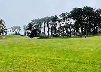 San Francisco golf course Lincoln Park Golf Course