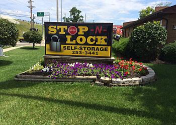 Dayton storage unit Linden Stop-N-Lock