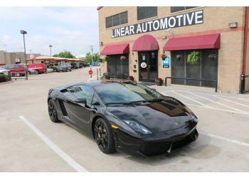 Plano auto body shop  Linear Automotive