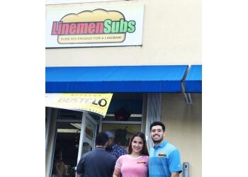 Hialeah sandwich shop Linemen Subs