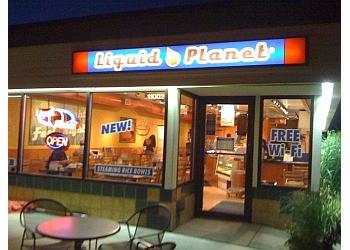 Cleveland juice bar Liquid Planet