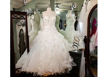 Garland bridal shop Lisa's Creations & Brides