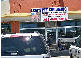 Stockton pet grooming Lisa's Pet Grooming