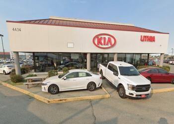 Anchorage car dealership Lithia Kia of Anchorage