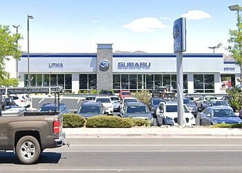 Reno car dealership LITHIA RENO SUBARU