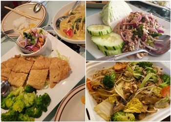 Atlanta thai restaurant Little Bangkok Restaurant