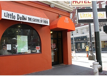 San Francisco indian restaurant Little Delhi Indian Restaurant