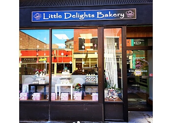 Lowell bakery Little Delights Bakery