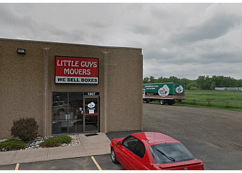 Fort Collins moving company Little Guys Movers