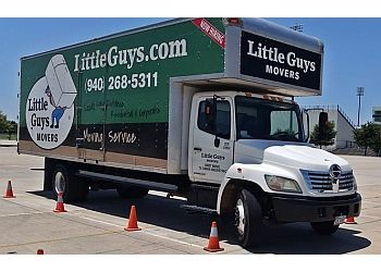 Greensboro moving company Little Guys Movers