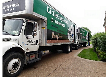 Murfreesboro moving company Little Guys Movers