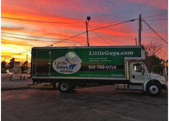 Wilmington moving company Little Guys Movers