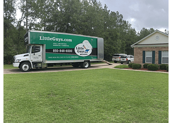 Tallahassee moving company Little Guys Movers Tallahassee