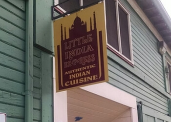 Tacoma indian restaurant Little India Express