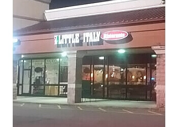 Fayetteville pizza place Little Italy Pizzeria and Restaurant
