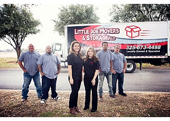 Abilene moving company Little Joe Movers and Storage, LLC