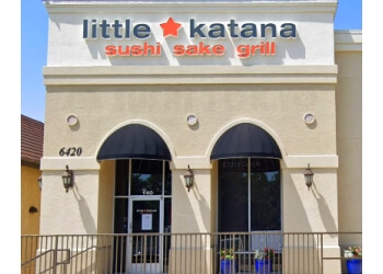 Irving sushi Little Katana Sushi