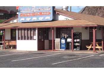 Winston Salem barbecue restaurant Little Richard's BBQ