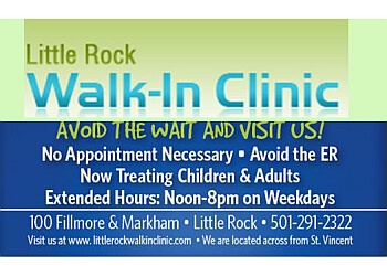 Little Rock Walk-In Clinic Little Rock Urgent Care Clinics