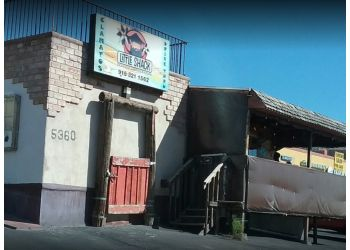 El Paso seafood restaurant Little Shack
