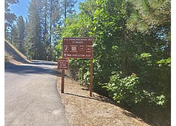 Spokane hiking trail Little Spokane River Natural Area