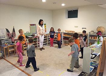 Kansas City preschool Little Sprouts Montessori