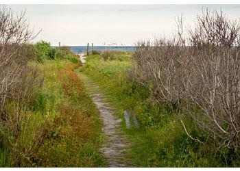 Jacksonville hiking trail Little Talbot Island State Park Trail