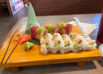 Pasadena sushi Little Tokyo Sushi