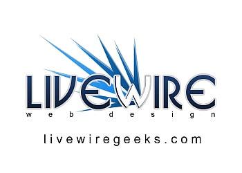 Gainesville web designer Livewire Web Design