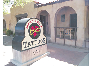 Tempe tattoo shop Living Canvas Tattoos Inc.