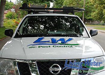 Spokane lawn care service Living Water Lawn & Tree Care