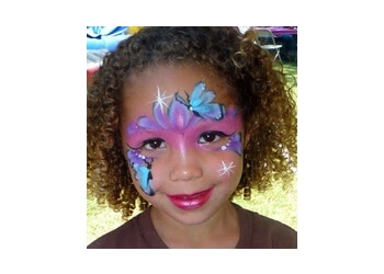Cedar Rapids face painting Lizzy's Creations Facepaint & Art Gallery