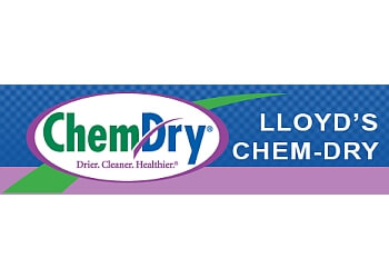 Aurora carpet cleaner Lloyd's Chem-Dry