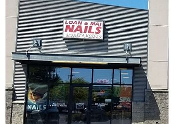 Spokane nail salon Loan Mai Nail Salon