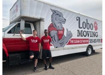 Albuquerque moving company Lobo Moving