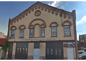 Paterson landmark Local 248 American Federation of Musicians