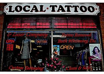 Lansing tattoo shop Local Tattoo