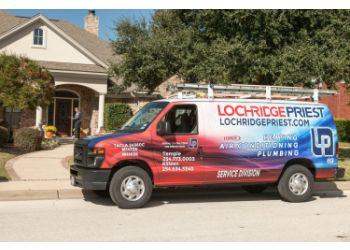 Waco hvac service Lochridge-Priest Inc.