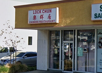 Santa Clara chinese restaurant Lock Chun Chinese Restaurant