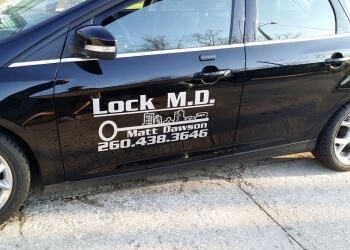 Fort Wayne locksmith Lock M.D