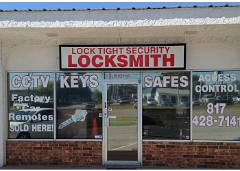 Fort Worth 24 hour locksmith Lock Tight Security Inc.