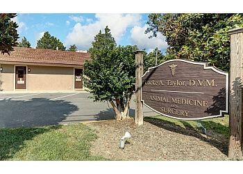 Richmond veterinary clinic Locke A. Taylor Veterinary Hospitals