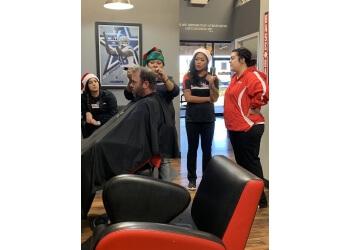 Midland hair salon Locker Room Haircuts