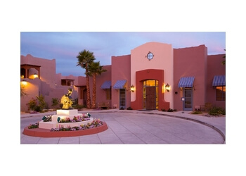 Lodge On The Desert Tucson Hotels