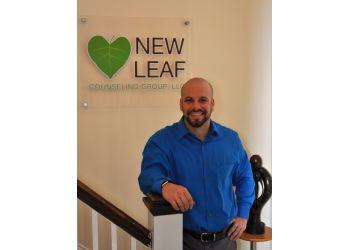 Charlotte marriage counselor Logan Cohen, LMFT-S