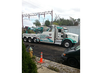 Jersey City towing company LOGAN TOWING
