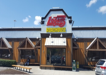 Augusta steak house Logan's RoadHouse